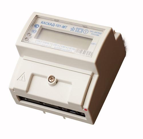 Счетчик КАСКАД-101-МТ в корпусе D3 (электронный)