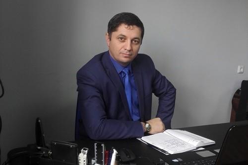 Казанчиков Казий Белялович Главный технолог.