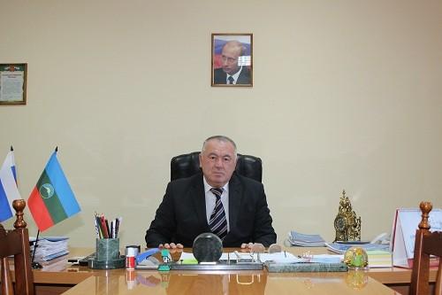 Катчиев Алиби Сапарбиевич